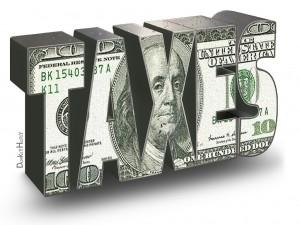Taxes - Illustration